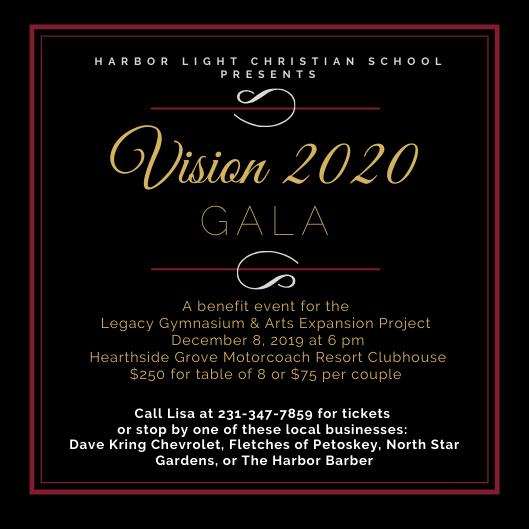 Vision 2020 Invitation